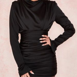 Black house of cb dress!